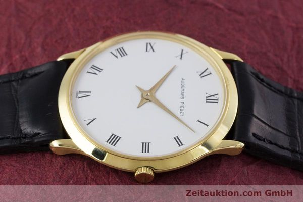 Used luxury watch Audemars Piguet * 18 ct gold manual winding Kal. 2003/1 Ref. 922  | 153299 05