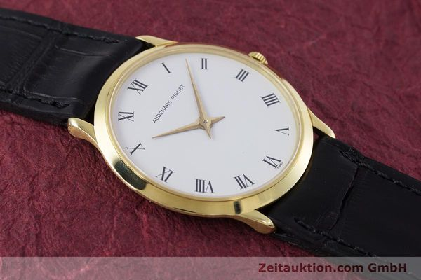 Used luxury watch Audemars Piguet * 18 ct gold manual winding Kal. 2003/1 Ref. 922  | 153299 15