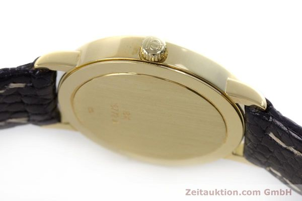 Used luxury watch Baume & Mercier * 18 ct gold quartz Kal. BM5095 ETA 976.001 Ref. 16772A  | 153317 08