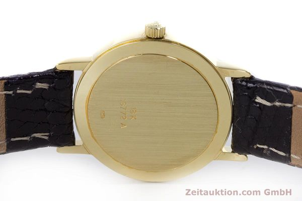 Used luxury watch Baume & Mercier * 18 ct gold quartz Kal. BM5095 ETA 976.001 Ref. 16772A  | 153317 09