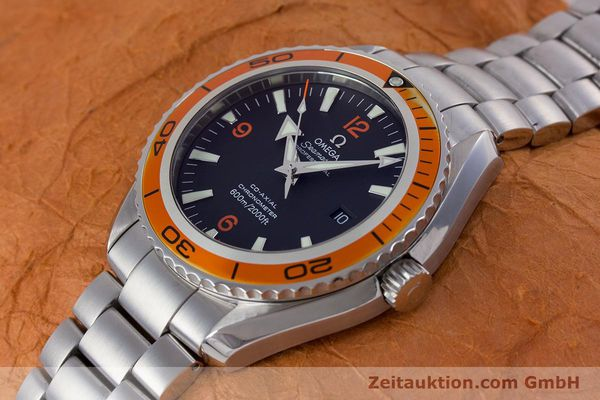 Used luxury watch Omega Seamaster steel automatic Kal. 2500 C  | 153320 01
