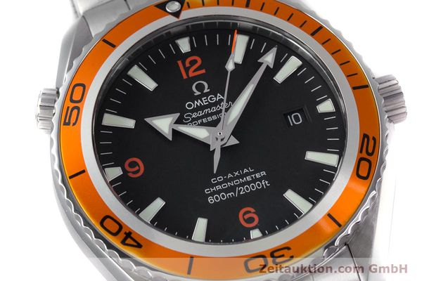 Used luxury watch Omega Seamaster steel automatic Kal. 2500 C  | 153320 02