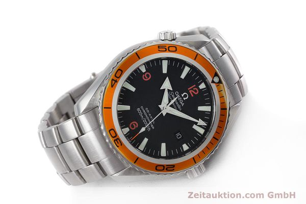 Used luxury watch Omega Seamaster steel automatic Kal. 2500 C  | 153320 03