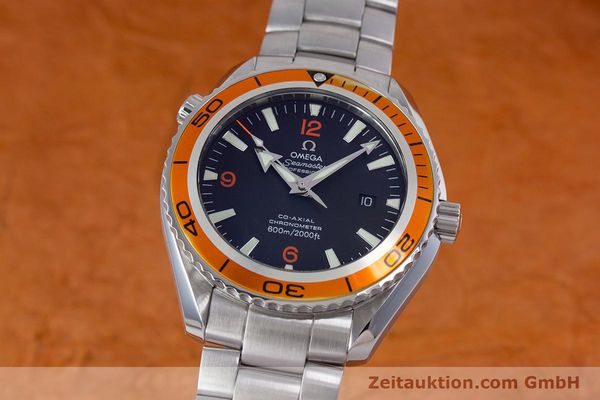 Used luxury watch Omega Seamaster steel automatic Kal. 2500 C  | 153320 04