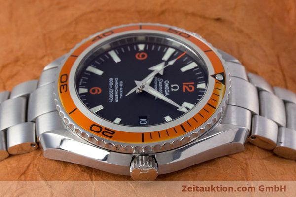 Used luxury watch Omega Seamaster steel automatic Kal. 2500 C  | 153320 05