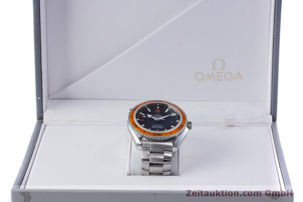 Used luxury watch Omega Seamaster steel automatic Kal. 2500 C  | 153320 07