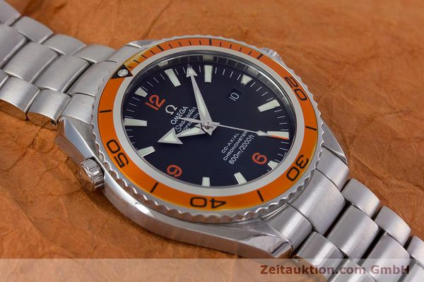 Used luxury watch Omega Seamaster steel automatic Kal. 2500 C  | 153320 16