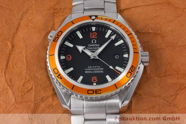 Used luxury watch Omega Seamaster steel automatic Kal. 2500 C  | 153320 17