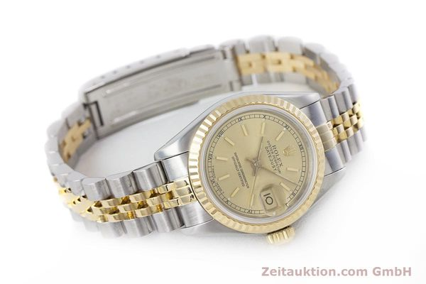 Used luxury watch Rolex Lady Datejust steel / gold automatic Kal. 2135 Ref. 69173  | 153321 03