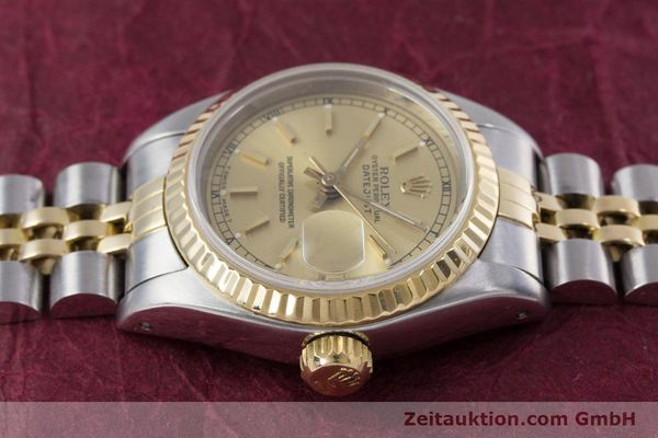 Used luxury watch Rolex Lady Datejust steel / gold automatic Kal. 2135 Ref. 69173  | 153321 05