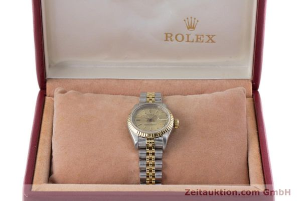 Used luxury watch Rolex Lady Datejust steel / gold automatic Kal. 2135 Ref. 69173  | 153321 07