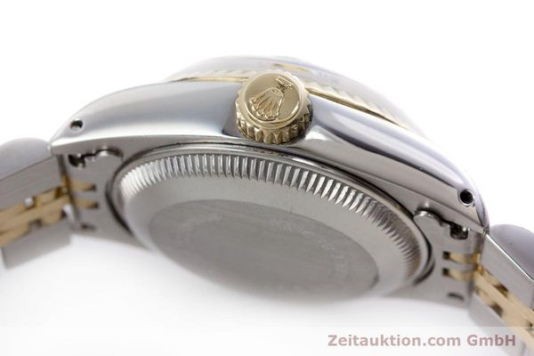 Used luxury watch Rolex Lady Date steel / gold automatic Kal. 2030 Ref. 6917  | 153323 11