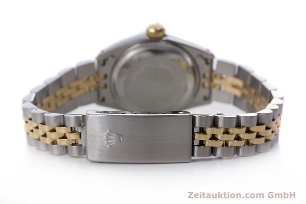 Used luxury watch Rolex Lady Date steel / gold automatic Kal. 2030 Ref. 6917  | 153323 12