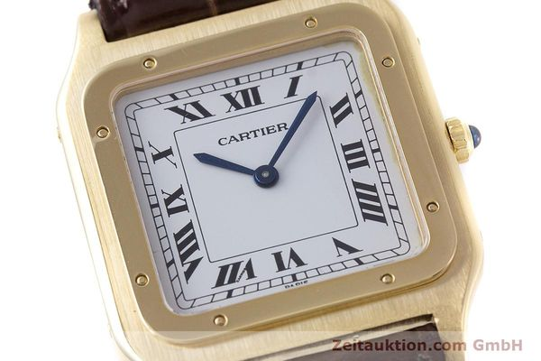 Used luxury watch Cartier Panthere 18 ct gold manual winding Kal. 21  | 153324 02