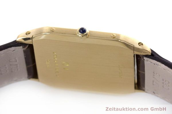 Used luxury watch Cartier Panthere 18 ct gold manual winding Kal. 21  | 153324 11