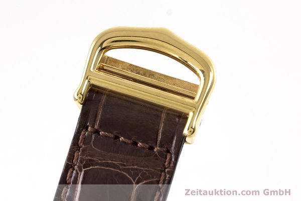 Used luxury watch Cartier Panthere 18 ct gold manual winding Kal. 21  | 153324 12