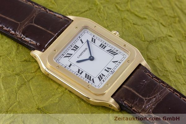 Used luxury watch Cartier Panthere 18 ct gold manual winding Kal. 21  | 153324 14