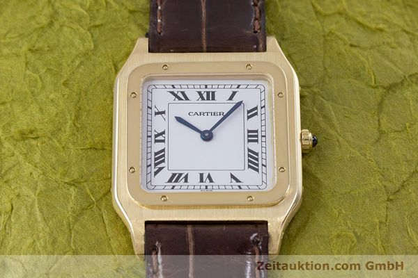 Used luxury watch Cartier Panthere 18 ct gold manual winding Kal. 21  | 153324 15