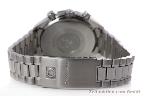 Used luxury watch Omega Speedmaster chronograph steel automatic Kal. 3220  | 153335 12