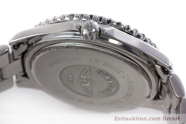 Used luxury watch Breitling Chronospace chronograph steel quartz Kal. Eta 988332 Ref. A560121  | 153352 10