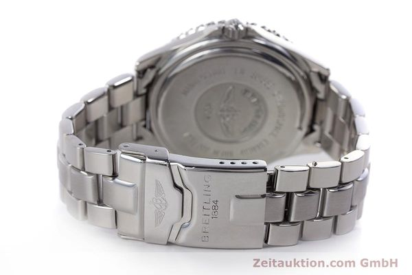 Used luxury watch Breitling Chronospace chronograph steel quartz Kal. Eta 988332 Ref. A560121  | 153352 11