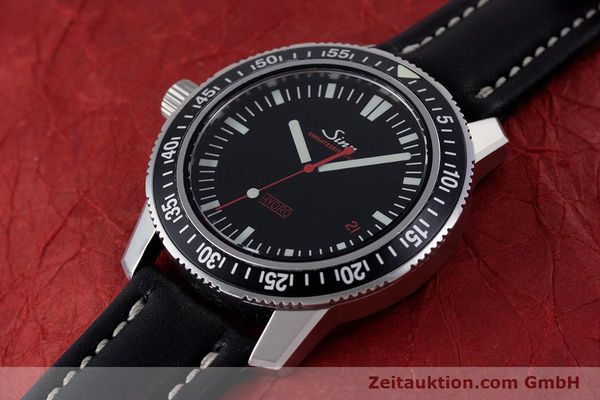 Used luxury watch Sinn EZM2 steel quartz Ref. 403.4246  | 153361 01