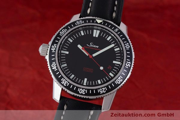 Used luxury watch Sinn EZM2 steel quartz Ref. 403.4246  | 153361 04