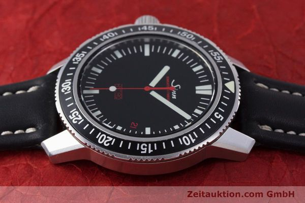 Used luxury watch Sinn EZM2 steel quartz Ref. 403.4246  | 153361 05
