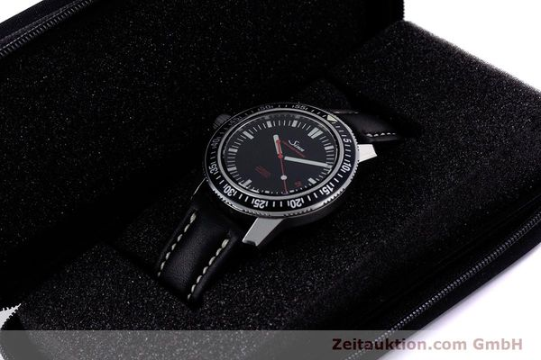 Used luxury watch Sinn EZM2 steel quartz Ref. 403.4246  | 153361 07
