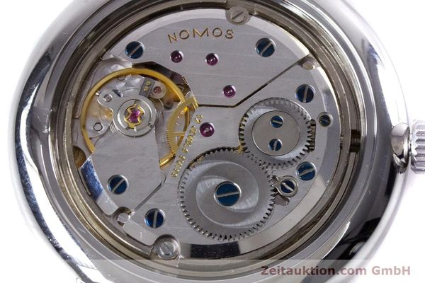Used luxury watch Nomos Ludwig steel manual winding Kal. ETA 7001  | 153378 10