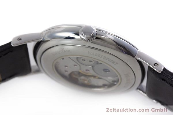 Used luxury watch Nomos Ludwig steel manual winding Kal. ETA 7001  | 153378 11