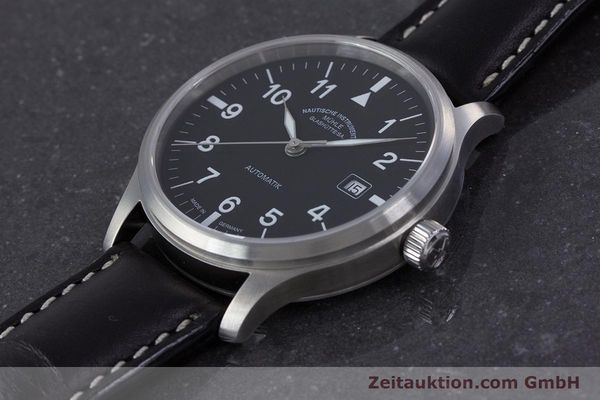 Used luxury watch Mühle Terrasport  steel automatic Kal. Sellita SW200-1 Ref. M1-37-60  | 153381 01