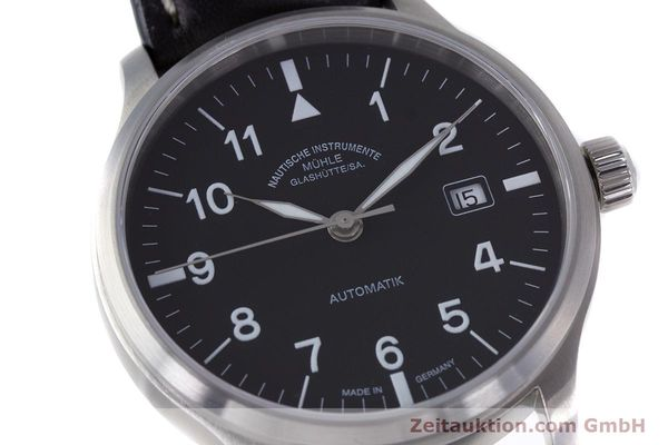 Used luxury watch Mühle Terrasport  steel automatic Kal. Sellita SW200-1 Ref. M1-37-60  | 153381 02