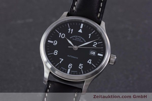 Used luxury watch Mühle Terrasport  steel automatic Kal. Sellita SW200-1 Ref. M1-37-60  | 153381 04