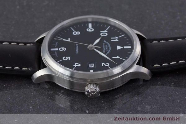 Used luxury watch Mühle Terrasport  steel automatic Kal. Sellita SW200-1 Ref. M1-37-60  | 153381 05