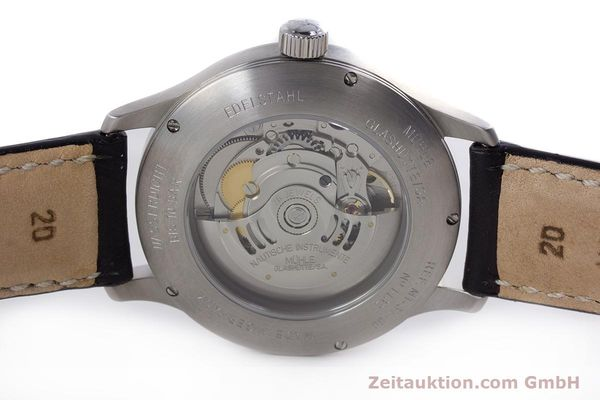 Used luxury watch Mühle Terrasport  steel automatic Kal. Sellita SW200-1 Ref. M1-37-60  | 153381 09