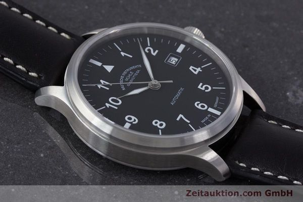 Used luxury watch Mühle Terrasport  steel automatic Kal. Sellita SW200-1 Ref. M1-37-60  | 153381 15
