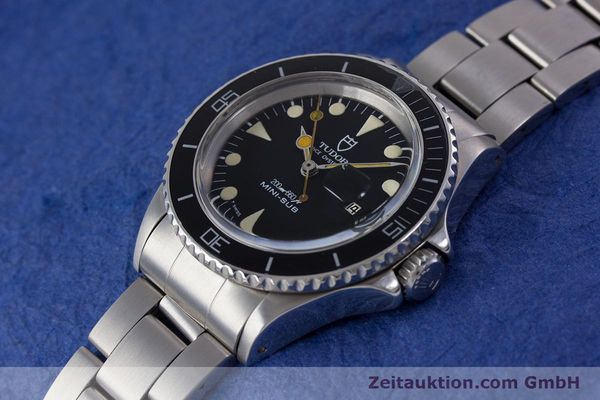Used luxury watch Tudor Mini-Sub steel automatic Kal. ETA 2671 Ref. 94400 VINTAGE  | 153394 01
