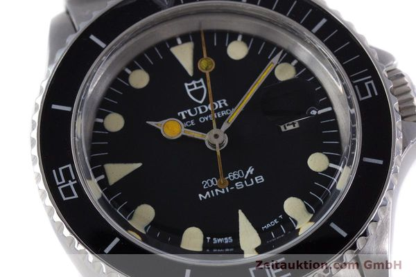 Used luxury watch Tudor Mini-Sub steel automatic Kal. ETA 2671 Ref. 94400 VINTAGE  | 153394 02