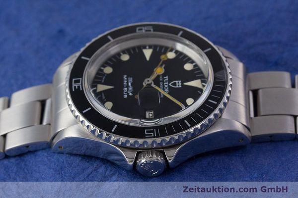 Used luxury watch Tudor Mini-Sub steel automatic Kal. ETA 2671 Ref. 94400 VINTAGE  | 153394 05
