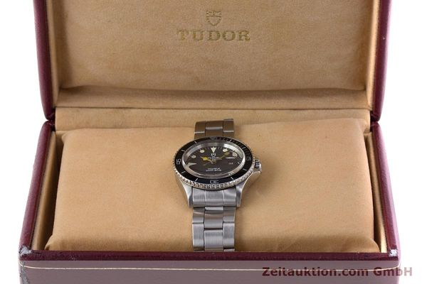 Used luxury watch Tudor Mini-Sub steel automatic Kal. ETA 2671 Ref. 94400 VINTAGE  | 153394 07