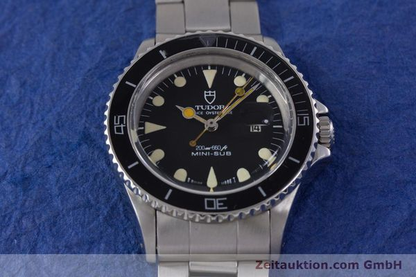 Used luxury watch Tudor Mini-Sub steel automatic Kal. ETA 2671 Ref. 94400 VINTAGE  | 153394 15