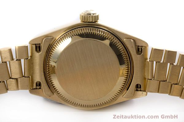 Used luxury watch Rolex Lady Datejust 18 ct gold automatic Kal. 3135 Ref. 69178  | 153429 08