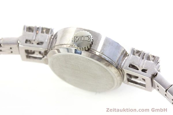 Used luxury watch Chopard * 18 ct white gold manual winding Kal. Felsa 4520 Ref. G2455  | 153450 12