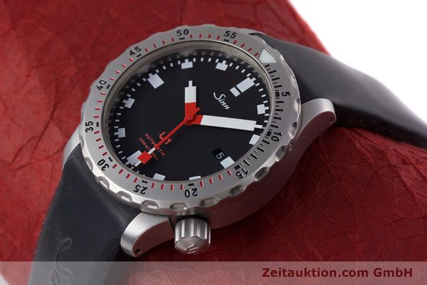 Used luxury watch Sinn U1 steel automatic Kal. ETA 2824-2  | 153491 01