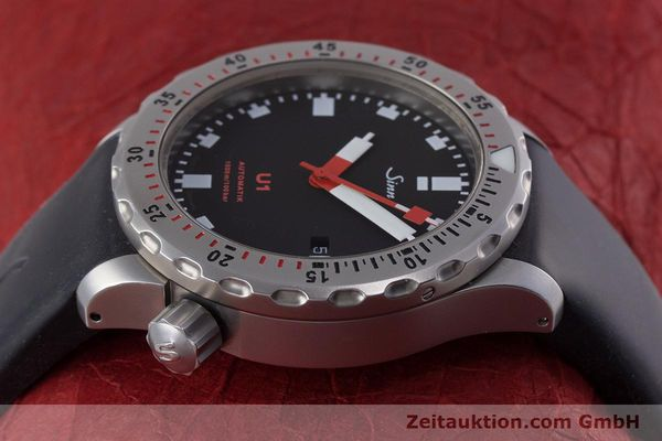 Used luxury watch Sinn U1 steel automatic Kal. ETA 2824-2  | 153491 05