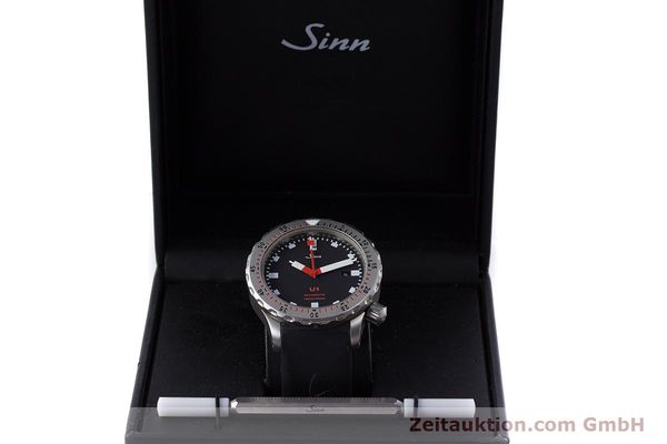 Used luxury watch Sinn U1 steel automatic Kal. ETA 2824-2  | 153491 07