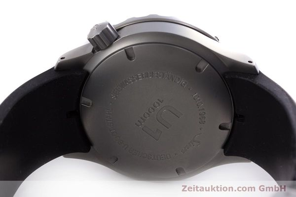 Used luxury watch Sinn U1 steel automatic Kal. ETA 2824-2  | 153491 09