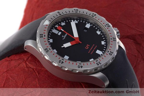 Used luxury watch Sinn U1 steel automatic Kal. ETA 2824-2  | 153491 15