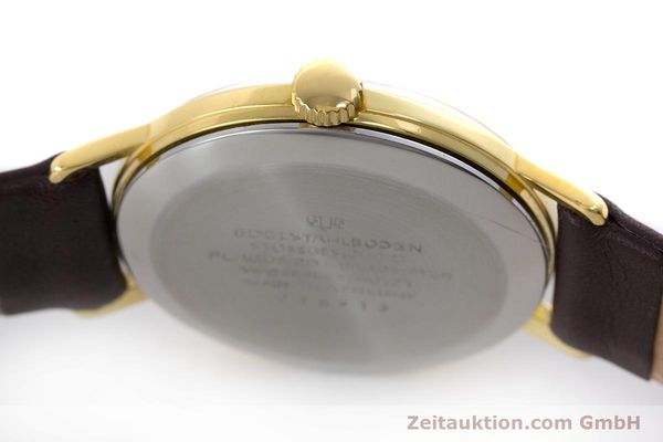 Used luxury watch Glashütte * gold-plated manual winding Kal. 70.1 VINTAGE  | 153497 08